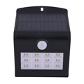 Newest LED Solar Light 120LM IP54 Waterproof Outdoor Lighting Ultra Bright LED Solar Wall Lamps for