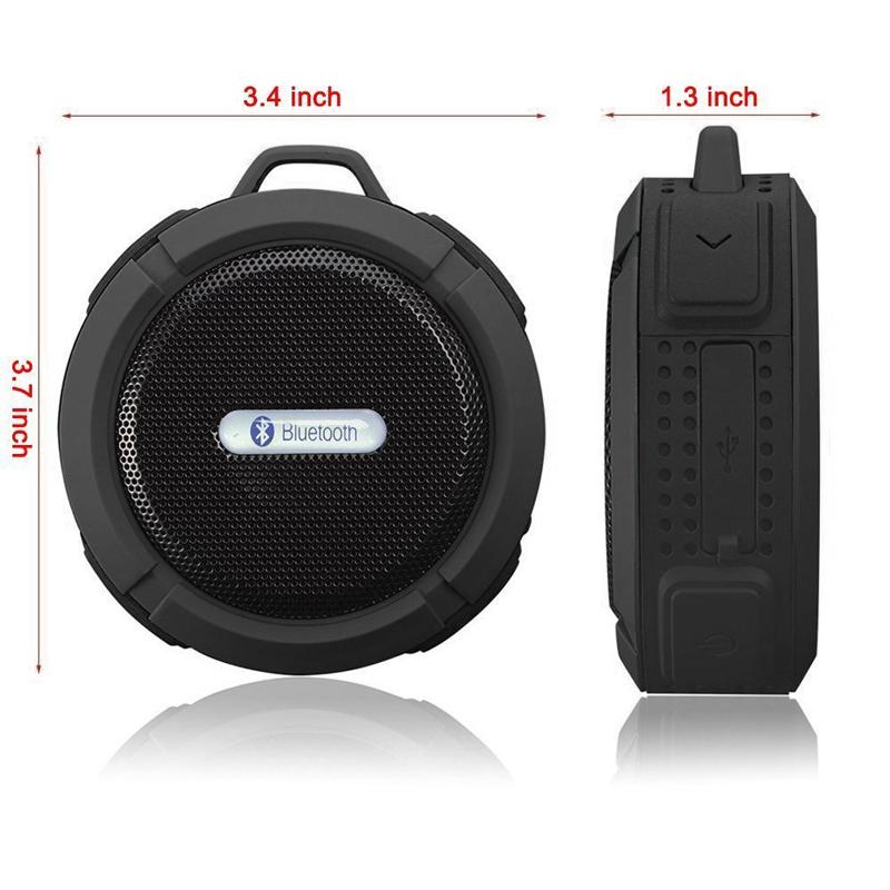 Symrun Promotional Gift Speaker Factory Supplier Mini Speaker Waterproof(China (Mainland))