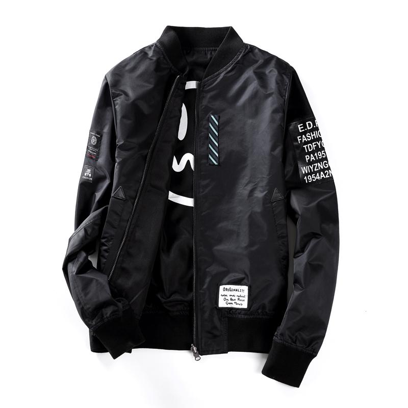 japanese letters jacket
