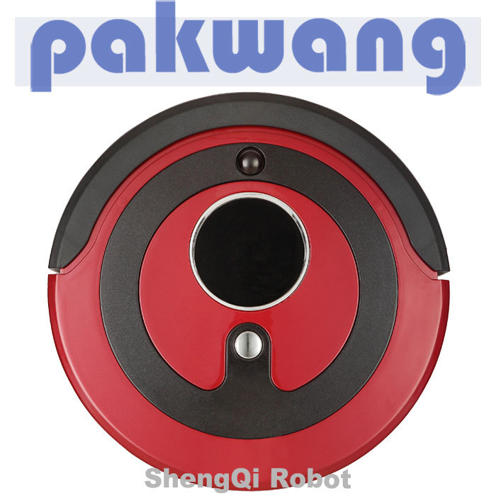 High Suction Power ,Top 5 in1 Multifunctional Mini Robot Vacuum Cleaner,nontouch chargebase,patent Sonic wall(China (Mainland))