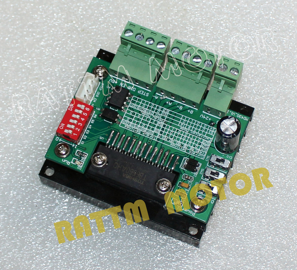 Buy cnc router single axis 3 5a tb6560 for Tb6560 stepper motor driver manual