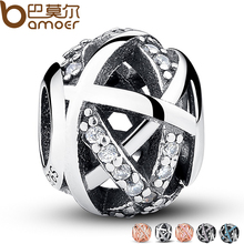 Buy Original Charm Fit Bracelet 925 Sterling Silver Bead Galaxy Openwork World Beads Jewelry Making Berloque PAS058 for $6.79 in AliExpress store