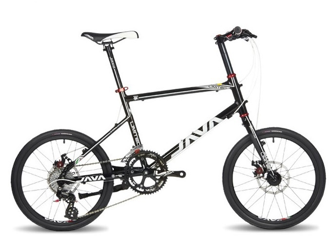 High Quality 20 Inches Aluminum Alloy Bike,16 Speeds. Front & Rear Mechanical Disc Brake,JAVA CL-16S-D(China (Mainland))