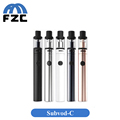 Original Kanger Subvod C Kit 1300mah Battery with 2 8ml Subtank Nano C Tank Topfilling Design
