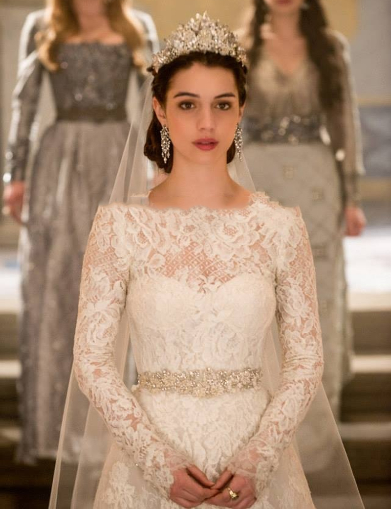 Lace Romantic Vintage Wedding Dresses With Sleeves Www