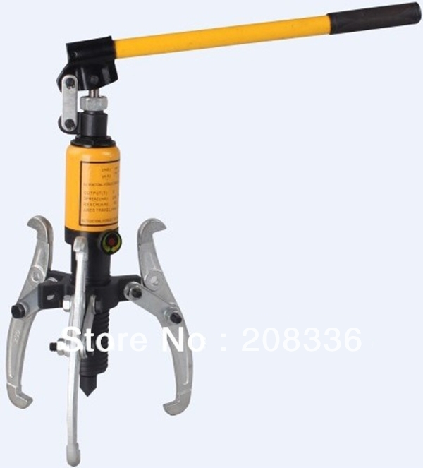 Project on hydraulic bearing puller : Hydraulic bearing puller wheel
