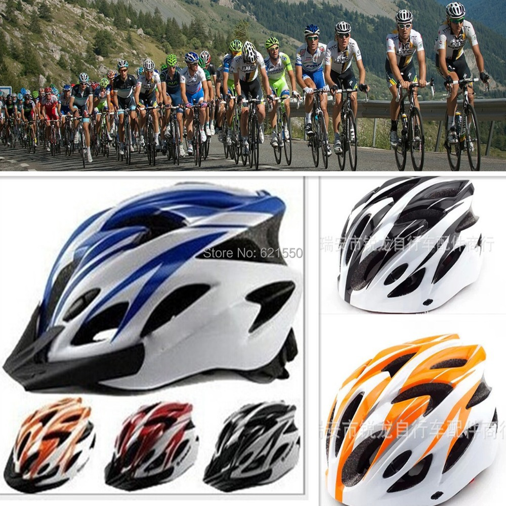 NEW MTB Bicycle Helmet Bicycle Road Bike Helmets for Men Pulley Integrally Sport Road Bicycles Safety Helmet Bicycles Wholesale(China (Mainland))