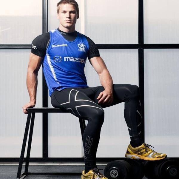 New 2XU Compression Sport Tight Pants Men s Sports Jogging Trousers High elastic Yoga Fitness Marathon