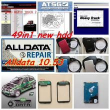 Buy 2017 New Auto repair software Mitchell OD 5.8 161gb + Alldata repair software V10.53 full set 49 1 1tb new usb hard disk for $93.10 in AliExpress store