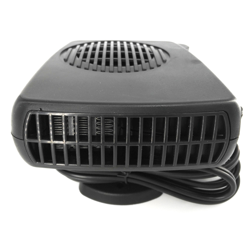 Car Heater Car Electric Heater 12V 200W Car Warm Air-Conditioned Glass Defogging Defrost Free Shipping
