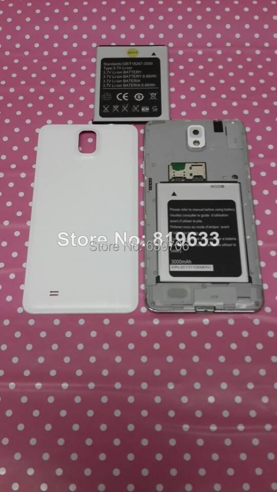 Original Phone Capacity 3000Mah Battery 5.7inch Tianhe H9008 MTK6592 - guanshu xu's store