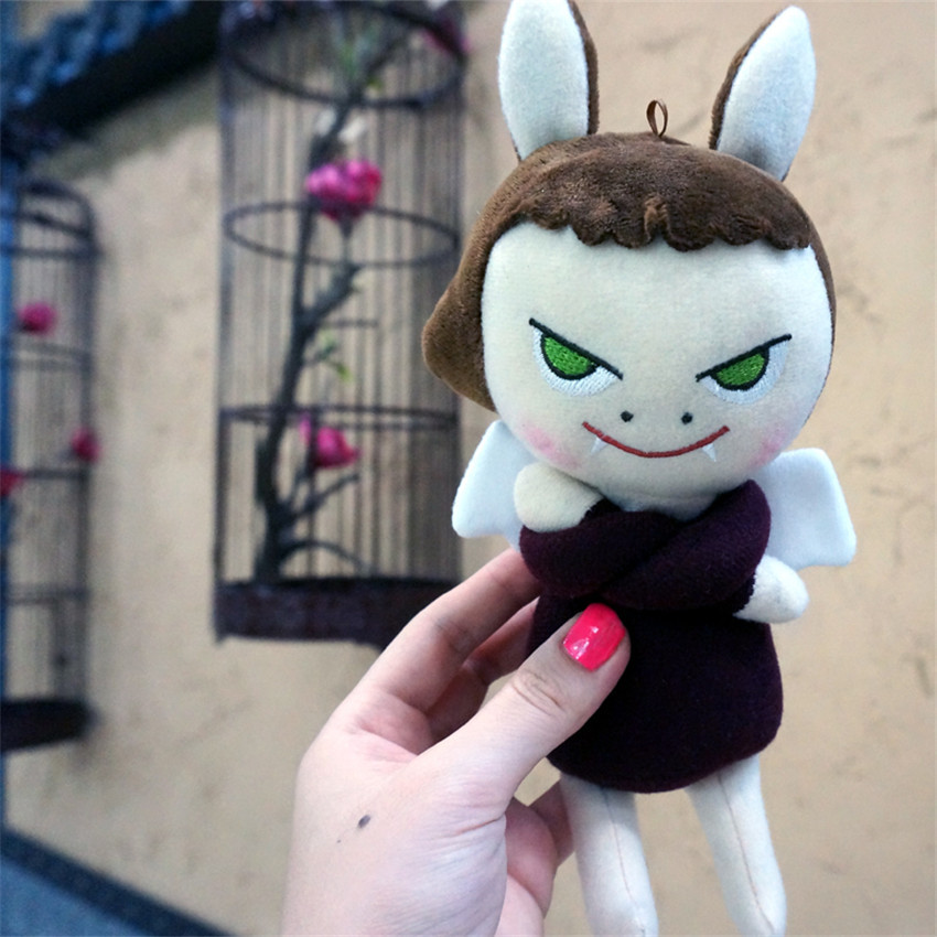 Cute Cartoon Doll Phone Case Dismountable Washable Girl Case and Coque for Iphone 6 6plus Cellphone Accessory(China (Mainland))