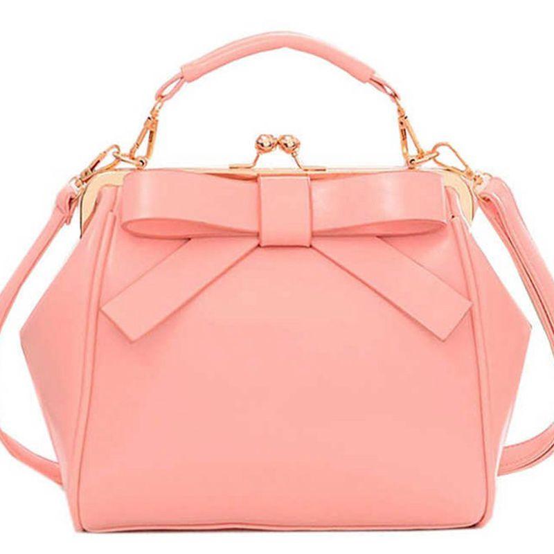 fashion brand bag 2014   Hot New Fashion women Handbag bow Shoulder Bag vintage Messenger Bags Women   A70-546<br><br>Aliexpress