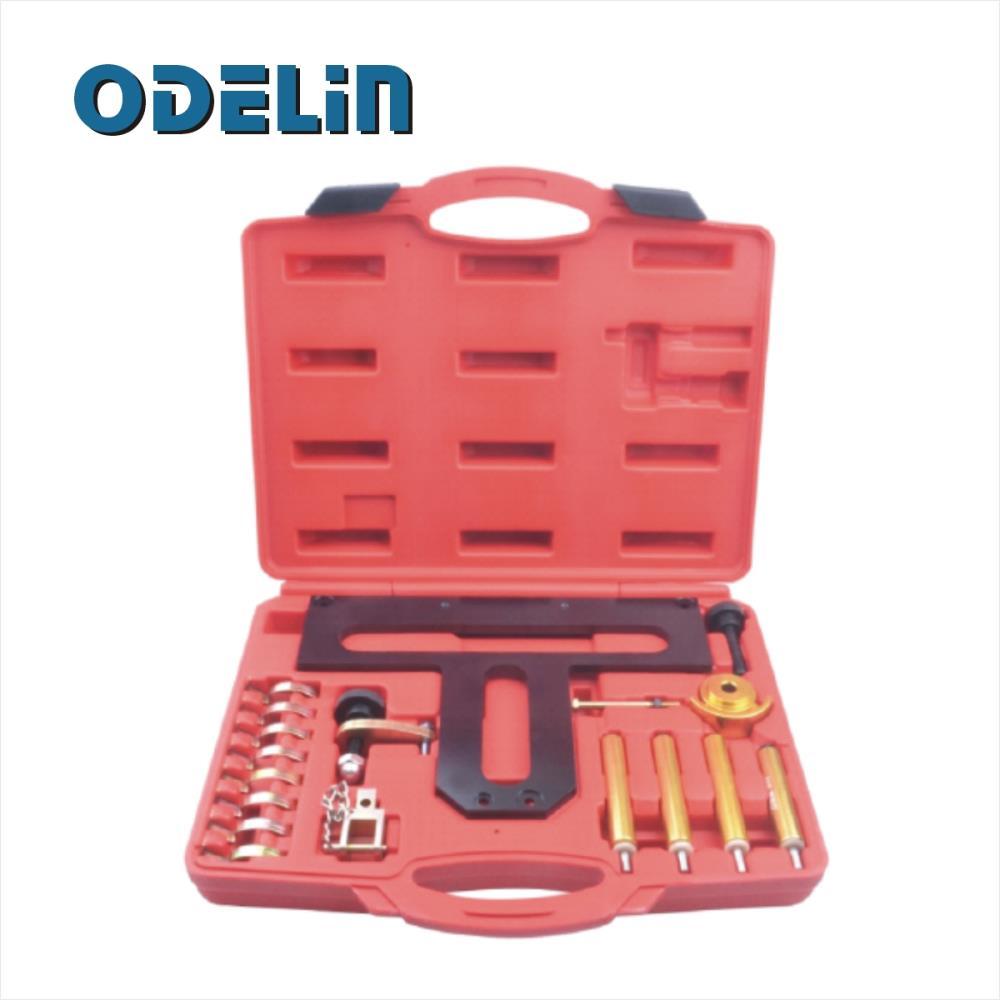 ODELIN Engine Timing Locking Tool Kit For BMW N42 N46 for 1.8, 2,0 18pc Garage Tool Kit Set PT1029<br><br>Aliexpress