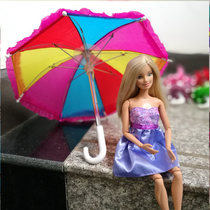 Зонтики для барби своими руками