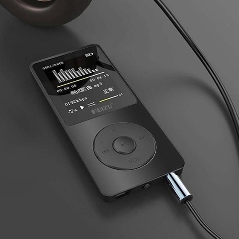 Super Mini Sports MP3MP4 80hour play HIFI music 30g Light 4GB with screen with FM E-Book 100% Original Send the earphone<br><br>Aliexpress