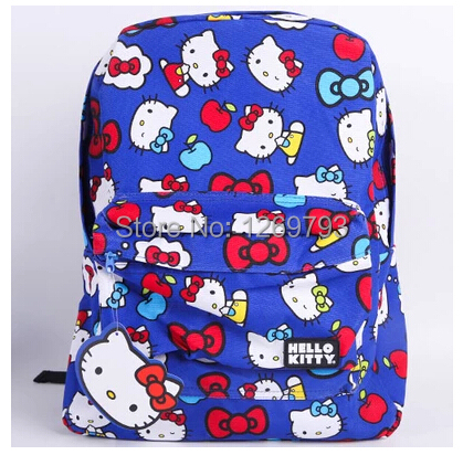 Anime Kitty Backpack Hello Kitty Backpack