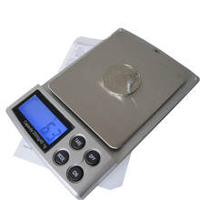 2000g x 0.1g 2Kg Electronic Digital Jewelry Kitchen Balance Weight Pocket Scale