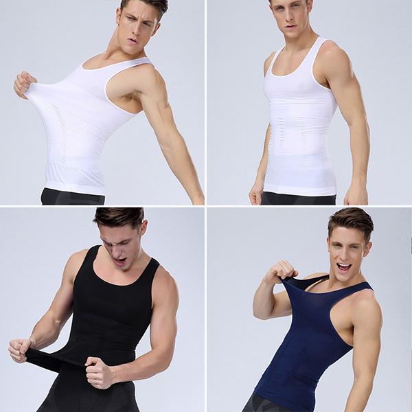 Мужская корректирующая одежда NO  Men's Shapewear