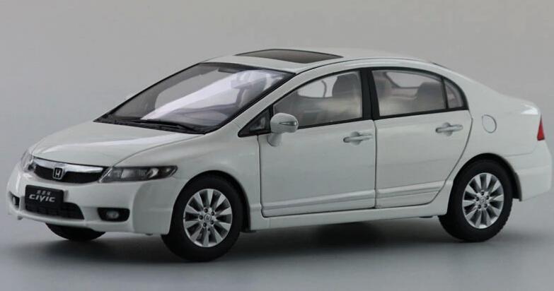 2015 hot sell Honda CIVIC 1:18 alloy car model(China (Mainland))