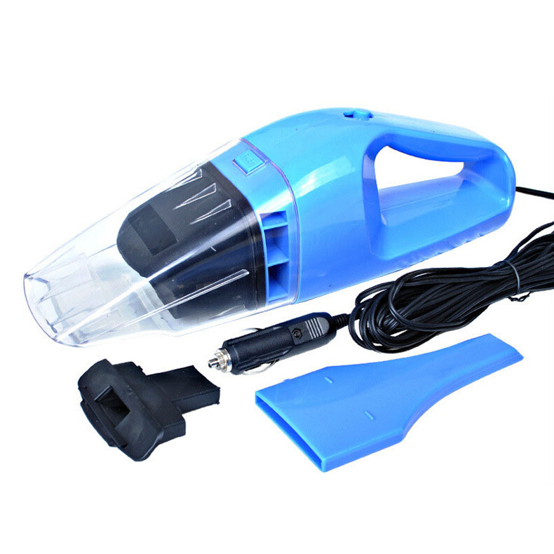 Car Portable Wet /Dry Amphibious 100w 12v Handheld Car Vacuum Cleaner Cyclonic Hand Vacuum Automotive Dust Buster(China (Mainland))