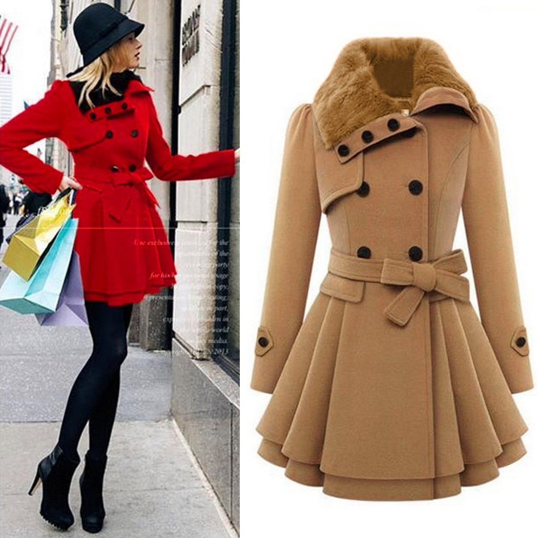 2019 year for lady- Long stylish coats for ladies