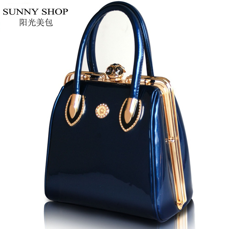 SUNNY SHOP Fashion Skull Diamonds Women Bag Crystal Ladies Evening Bag Bride Tote Bag Women Wedding Handbag Brand Designer(China (Mainland))