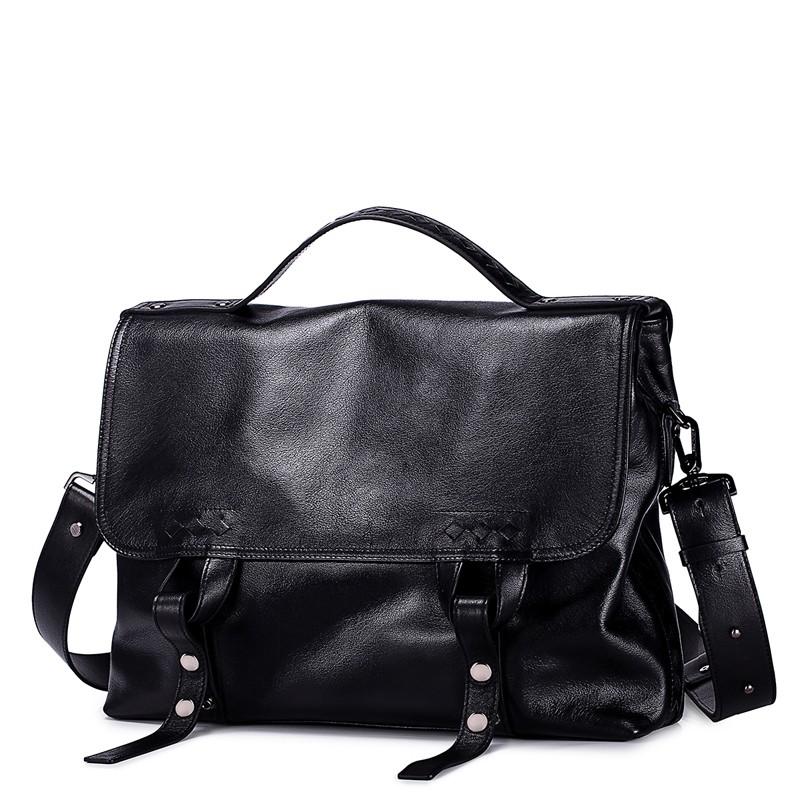 Genuine Leather Handbags 190245-01