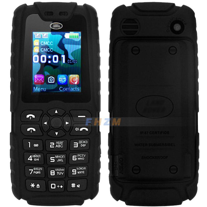 XP3300 Russian Keyboard 12000mAh Battery Dual SIM Card Power Bank mobile phone Quad Band Support FM MP3 Camera PK xiaocai X6(China (Mainland))