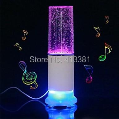 Hry031 t ctil usb creativo que mueve la luz led de agua - Que es la luz led ...