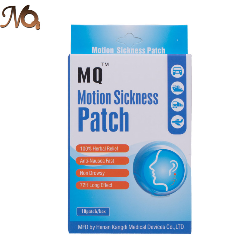 10pcs/lot Carskickness Relief Patch Anti Airsickness Seasickness Car Motion Sickness Patch Preventing Sickness for Happy Travel(China (Mainland))