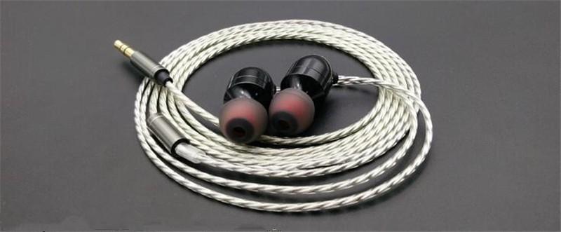2016 New MusicMaker TK12 Dynamically With 2BA 3 Unit Earphone HIFI Fever In Ear Earphone As K3003 DIY Hybrid Earphne