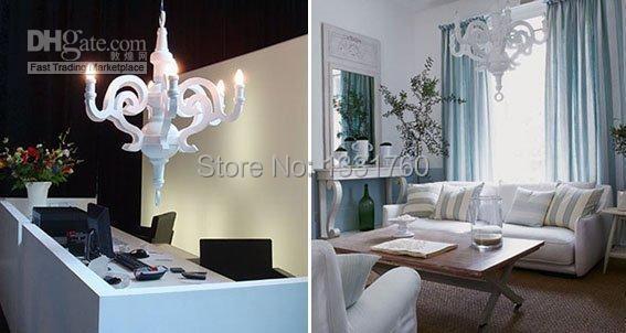 Dia 50cm Moooi Light Paper Chandelier Ceiling Lamp Designed By Studio Job Dining Living Room Holland