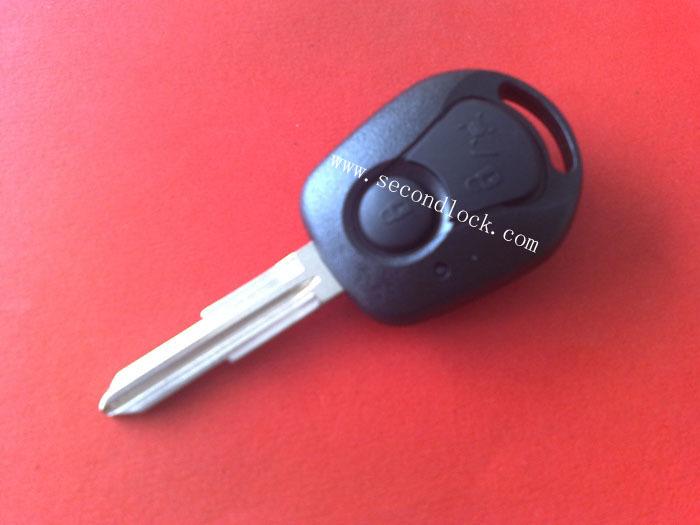 Ssang Yong remote key shell 3 button(China (Mainland))