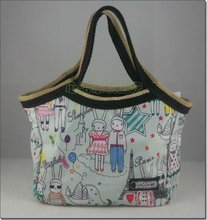 30pcs/lot cloth art handbag