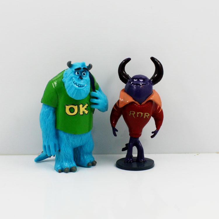 Monster Toys For Boys : Cute monsters inc pvc toys for boys university