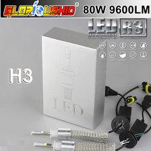Buy led car lamp H4 H7 H1 H3 9005 9006 LED Car Headlight Bulb Led Headlights 80W 9600LM xenon white 6000K Auto Led Headlamp 12v 24v for $37.38 in AliExpress store