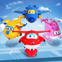 Brinquedos 4pcs set font b Super b font font b Wings b font Action Figures Toys
