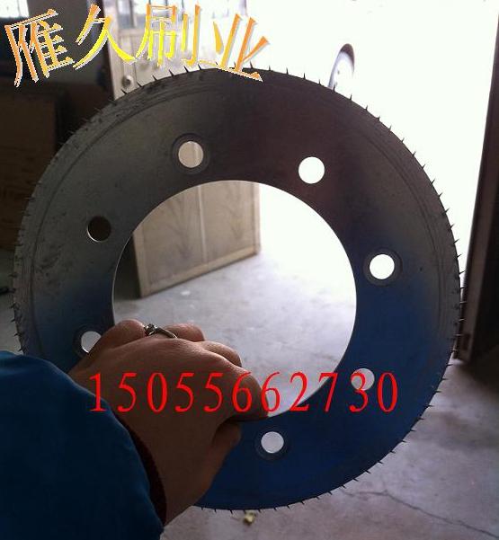 HOT setting machine needle plate Monforts pin wheel dial Bruckner needle plate k10 pin wheel needle roller needle plate(China (Mainland))