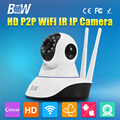 HD 720P WiFi IP Camera Wireless IR Cut Night Vision Two Way Audio P2P Surveillance Security