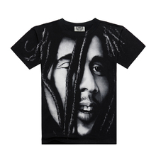 Men T Shirt New 2015 Arrival Creative Summer 3D Printed On Shoulder Shirt XXXL Casual Men's Wear T Shirt Big Size Free Shipping