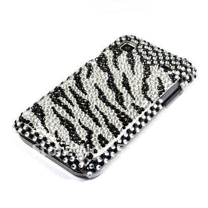 BLING RHINESTONE CRYSTAL CASE  COVER FOR I9000 GALAXY SFREE SHIPPING
