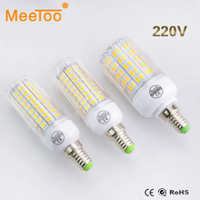 Buy E14 SMD5730 Led Lamp 24-108Led Bulbs Power Equal Incandescent 20W 100W Hotel Home Art Lighting Bombillas Corn Led 220V for $1.26 in AliExpress store