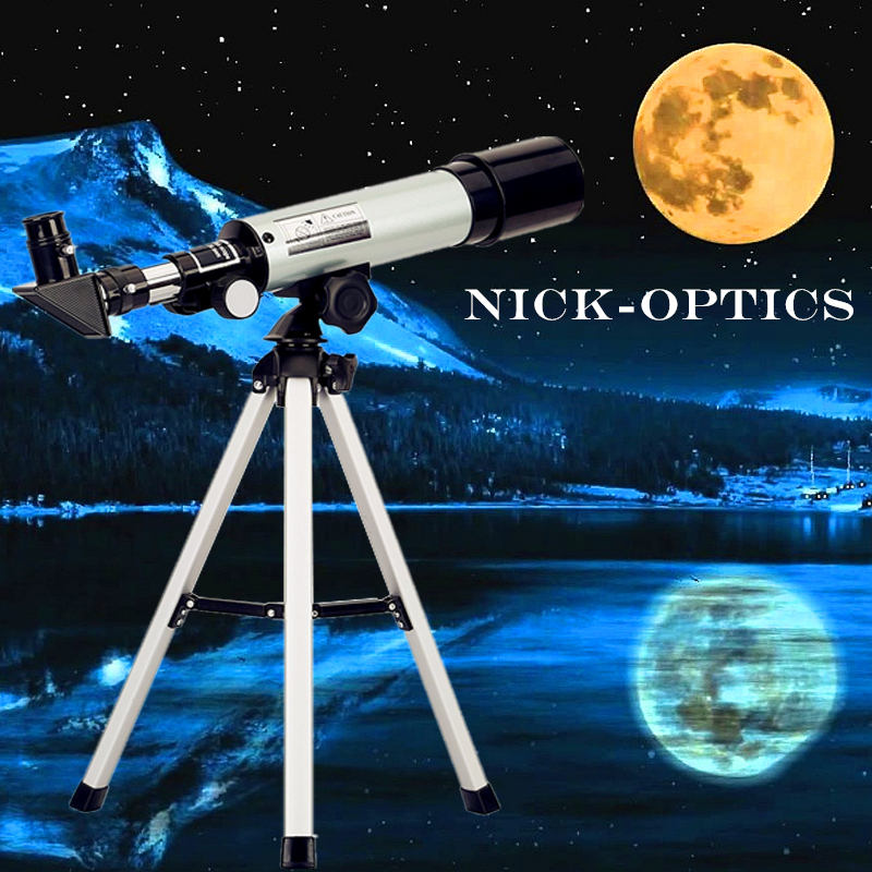 New Top Quality Zoom HD professional Monocular Space Astronomical Telescope With Tripod Spotting Scope telescopic for stargazing(China (Mainland))