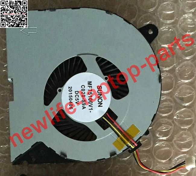 original For Lenovo Y700 CPU COOLER FAN MF75100V1-C020-S9A GF2 DC 5V test good free shipping<br><br>Aliexpress