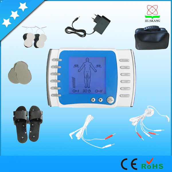2 tens electrode pads physiotherapy therapy tens unit(China (Mainland))