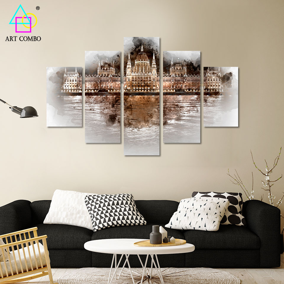 Large Painting For Living Room Online Get Cheap Large Abstract Painting Aliexpresscom Alibaba