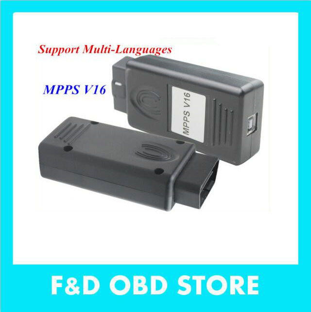 2016 Hot Selling ECU Chip Tuning MPPS V16 for EDC15 EDC16 EDC17 Inkl CHECKSUM Newest Version MPPS 16 In stock(China (Mainland))