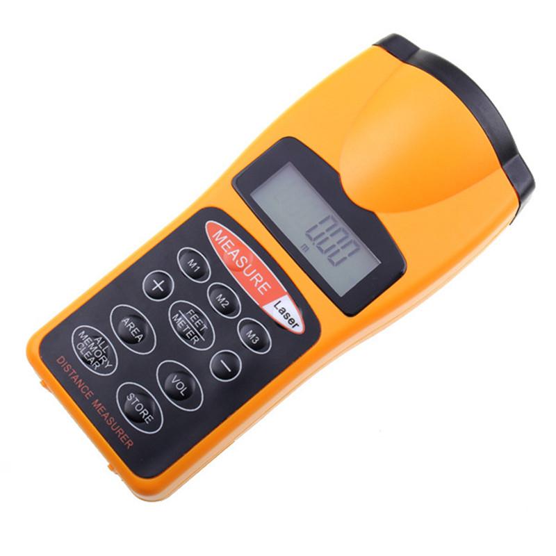 HOT 1PCS laser distance meter measurer laser rangefinder medidor trena digital rangefinders hunting laser measuring tape<br><br>Aliexpress