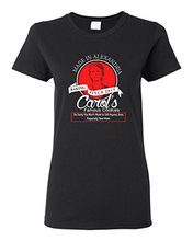Buy Ladies Carol's Cookie Made Alexandria Since 2015 TV Parody DT T-Shirt Tee for $14.19 in AliExpress store